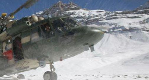 Valanga sulle Alpi, 4 dispersi