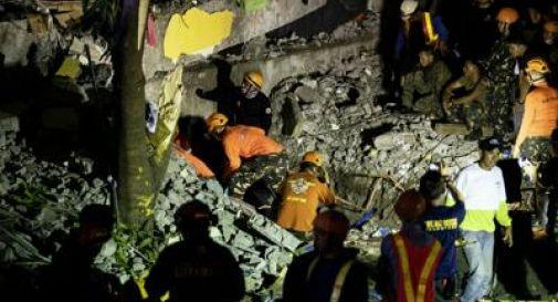 Nuovo terremoto nelle Filippine