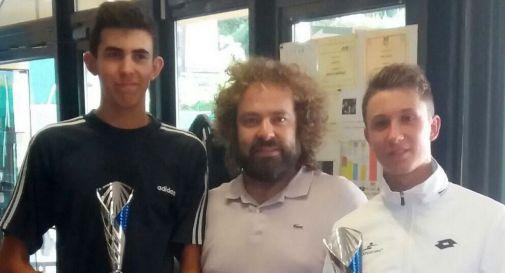 i finalisti Under 16 di Silea