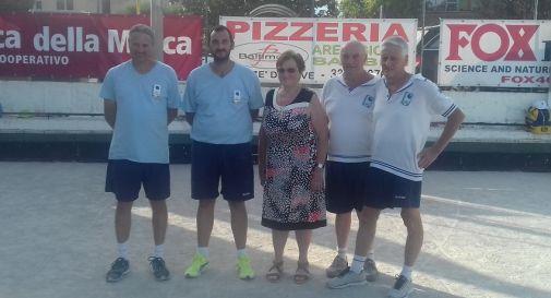 i finalisti a Sernaglia