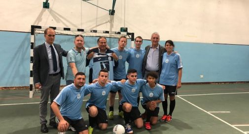 A Montebelluna una squadra di calcio a 5 per ipovedenti