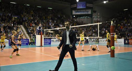Le Pantere confermano coach Santarelli