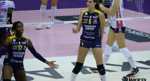 stasera Imoco in campo