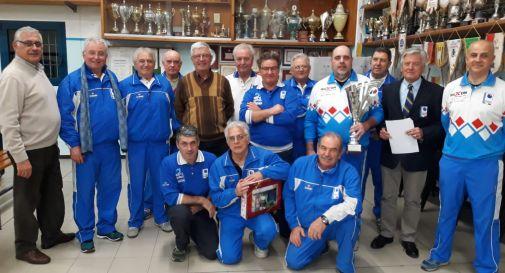 Gruppo podio Azzurraplina