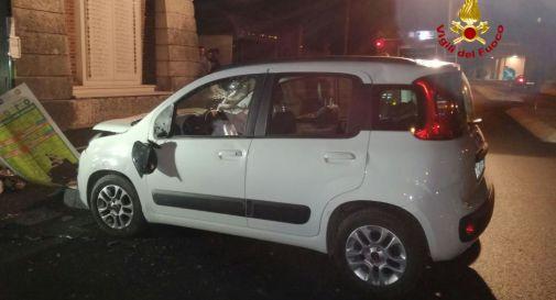 l'incidente a San Giuseppe