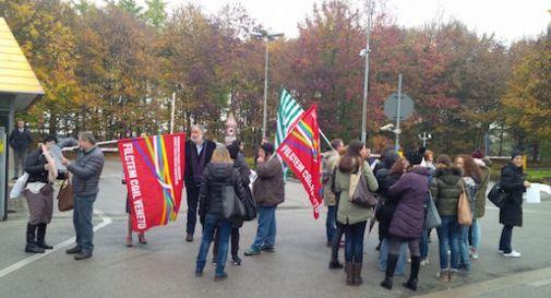 Tessile, grande partecipazione allo sciopero del comparto nelle Marche