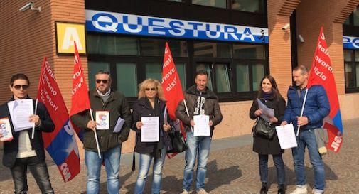 Riordino delle carriere, protestano gli agenti