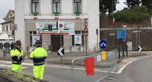 Alpini d'Abruzzo a Treviso per l'Adunata