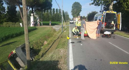 l'incidente di oggi a Monastier