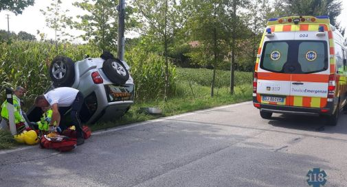 l'incidente di via Scandolara
