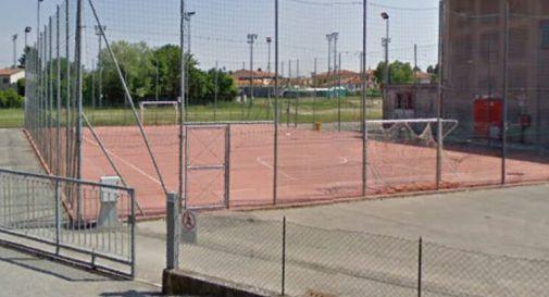 il campo di Calcio a 5 a Cessalto