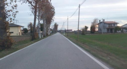via Sant'Agostino a Villanova di Motta