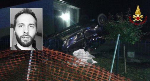 Incidente mortale nella notte a Fontanelle, vittima un 34enne