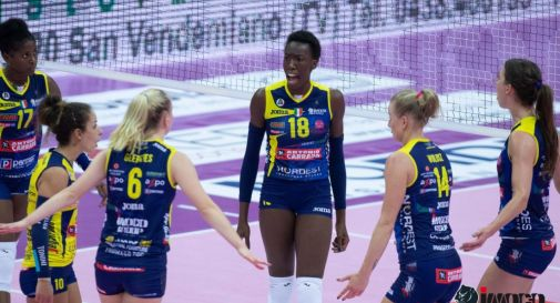 foto Imoco volley