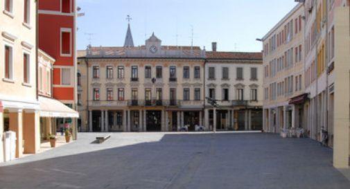 il municipio di Motta