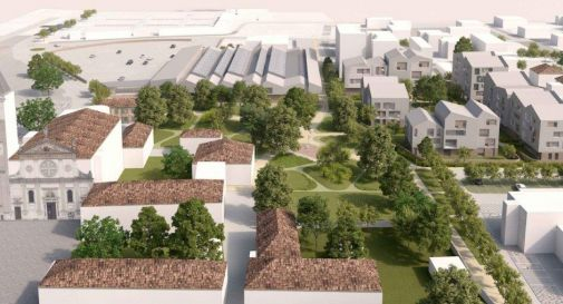 Il progetto dell'area Ex Macevi
