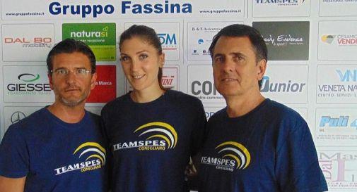 Il grande ritorno di Cristina Barcellini