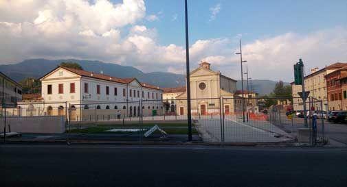Vittorio Veneto, il 2 dicembre l'inaugurazione di Piazza Meschio: ma rimane la questione dei parcheggi interrati