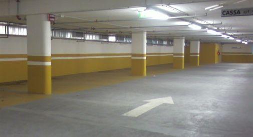 Parcheggio foro boario caos sugli abbonamenti oggi - Parcheggio interrato ...