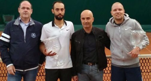 premiazioni al torneo di Vedelago