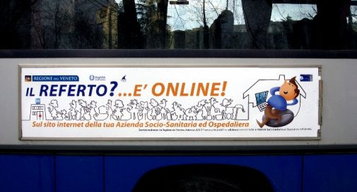 Referti on line: risparmio di 72milioni per il Veneto