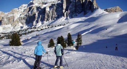11enne trevigiano cade con gli sci: ferito