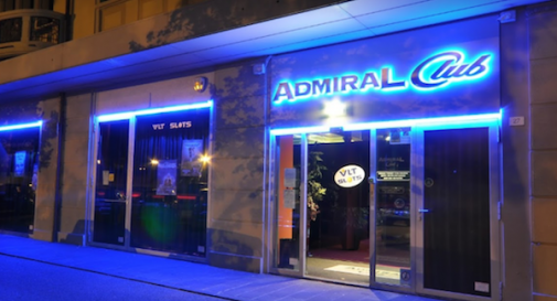 salaslot Admiral Club