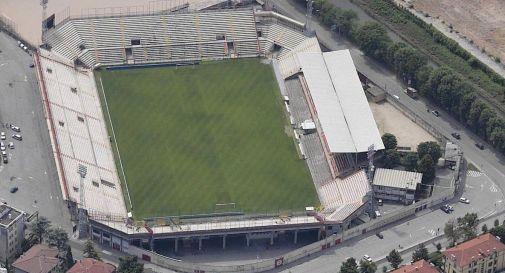 lo stadio Menti di Vicenza