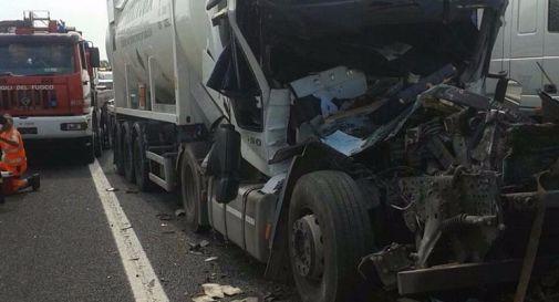 Incidente sull'A4: decine di chilometri di coda in direzione Trieste