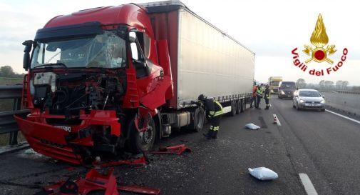 l'incidente di oggi a Cessalto