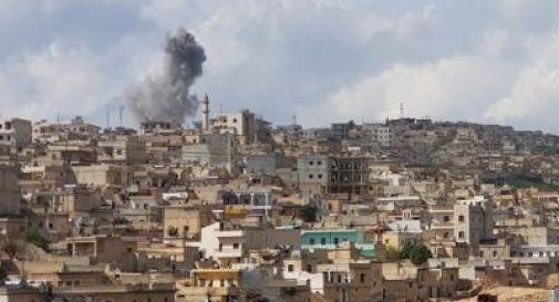Strage di donne e bambini ad Afrin