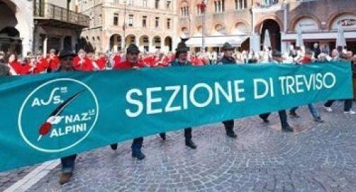 Treviso: al via la 90/ma Adunata Nazionale degli Alpini