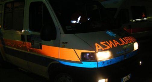 incidente sabato sera lungo la Treviso - Mare