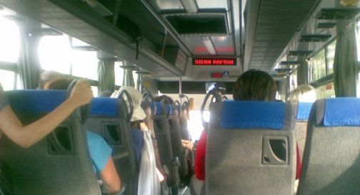 Senegalese Nudo In Autobus Oggi Treviso News Il