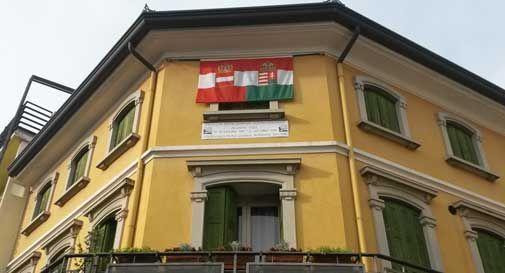 bandiera austro-ungarica sernaglia