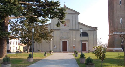 la parrocchiale di Casale