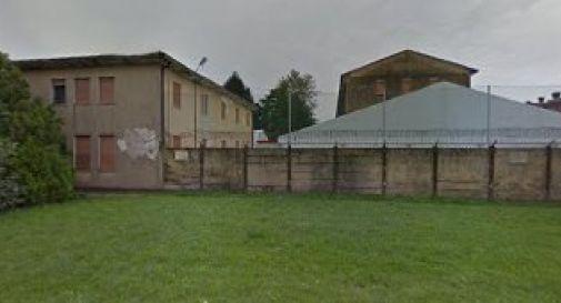 la caserma Zanusso di Oderzo