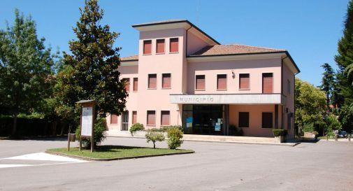il municipio di Chiarano