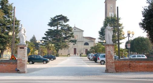 la chiesa di Casale