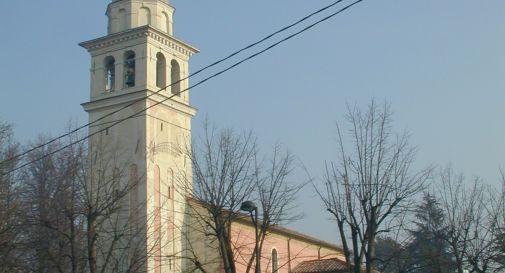 la chiesa di Colfrancui di Oderzo
