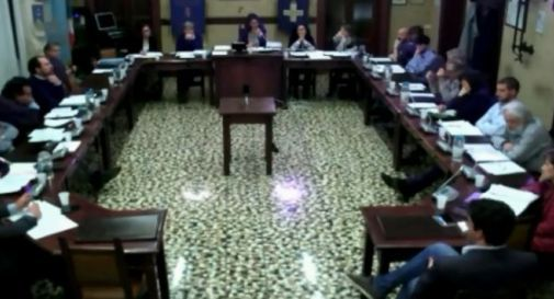 il consiglio comunale di Mogliano