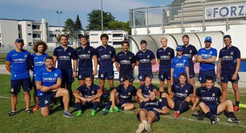Mogliano Rugby ko a Calvisano