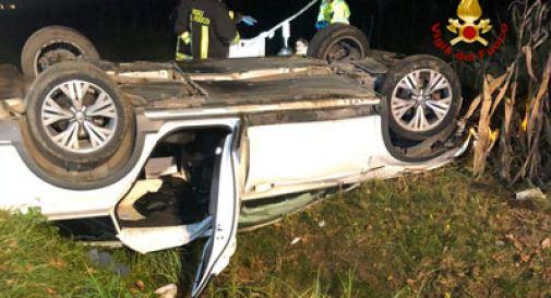 Corrono in auto in soccorso di una amico, 38enne perde la vita in un incidente