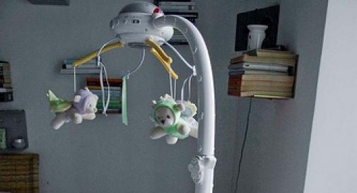 Portogruaro, un bimbo di appena 7 mesi trovato morto in culla