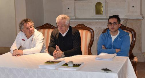 da sinistra Luca Guglielmin, Egidio Barbon e Alessandro Pietrobon