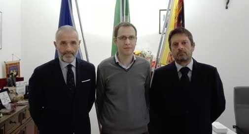 Massimo Olivotto è il nuovo dirigente del Commissariato di Pubblica sicurezza