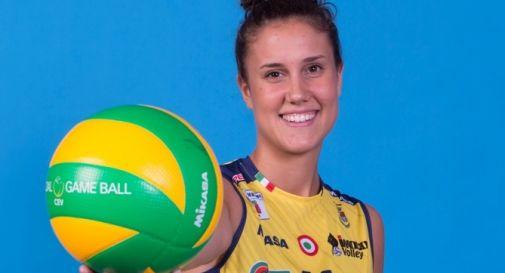 Anna Danesi (foto Gregolin)