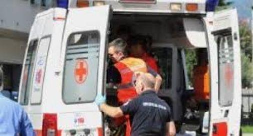 incidente in centro a Casale