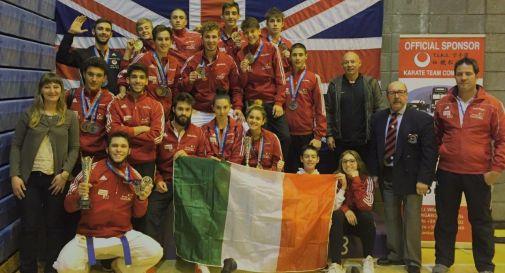 il Karate Castelfranco di scena in Scozia