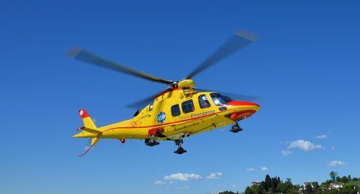 elicottero 118